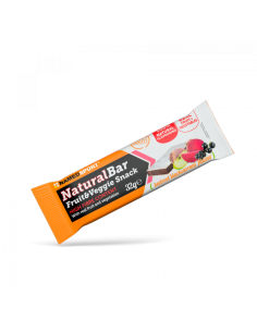 Barretta proteica NamedSport NaturalBar Fruit&Veggie Snack - 32g